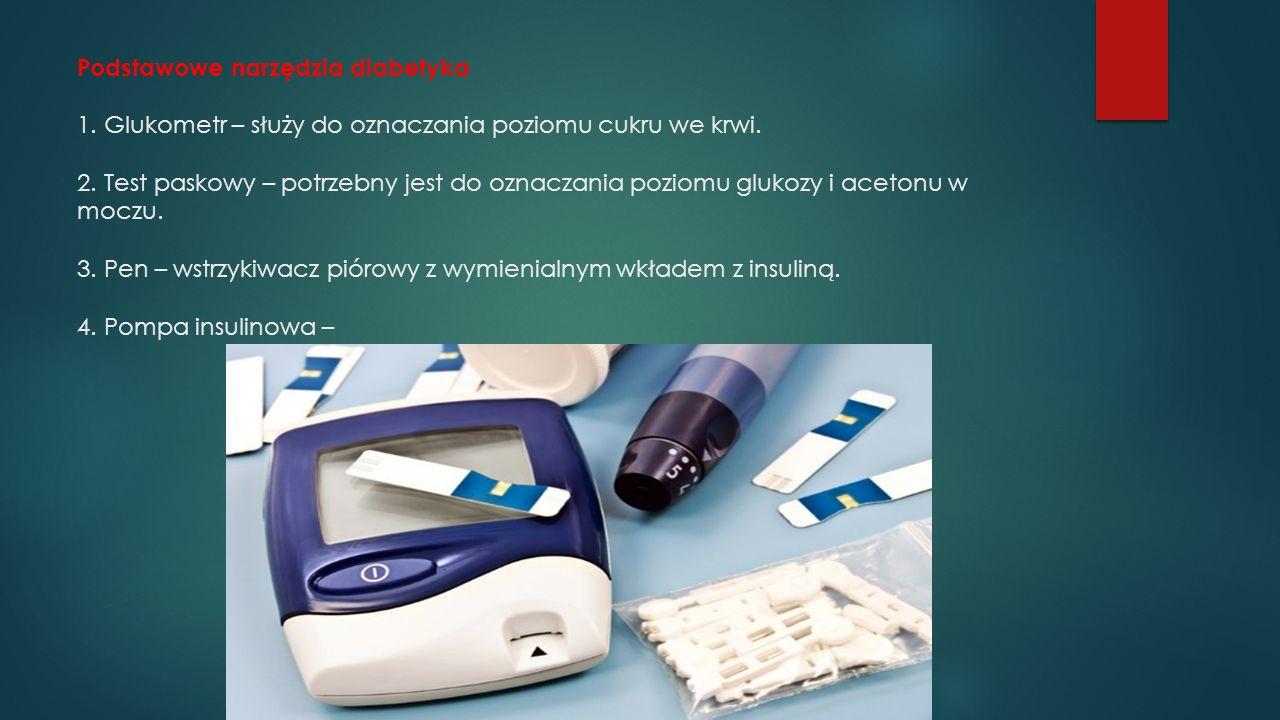 Podstawowe narzędzia diabetyka 1