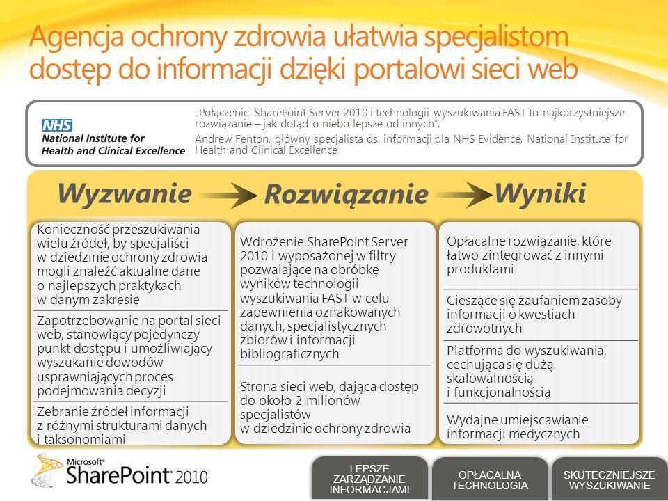 2017-03-28 09:42Agencja ochrony zdrowia ułatwia specjalistom dostęp do informacji dzięki portalowi sieci web.