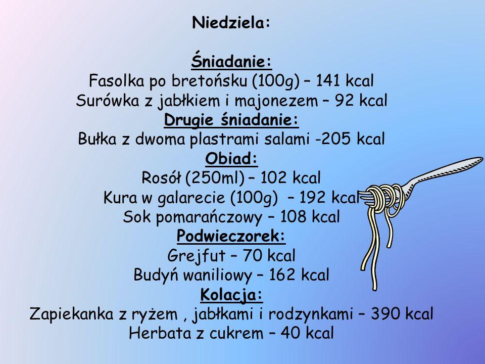 Fasolka po bretońsku (100g) – 141 kcal