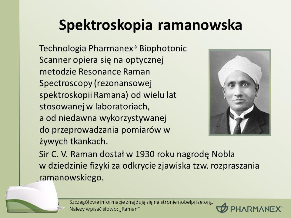 Spektroskopia ramanowska