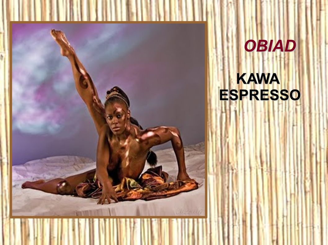 OBIAD KAWA ESPRESSO