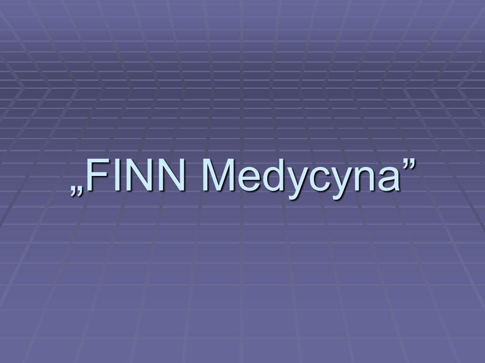 """""""FINN Medycyna"""