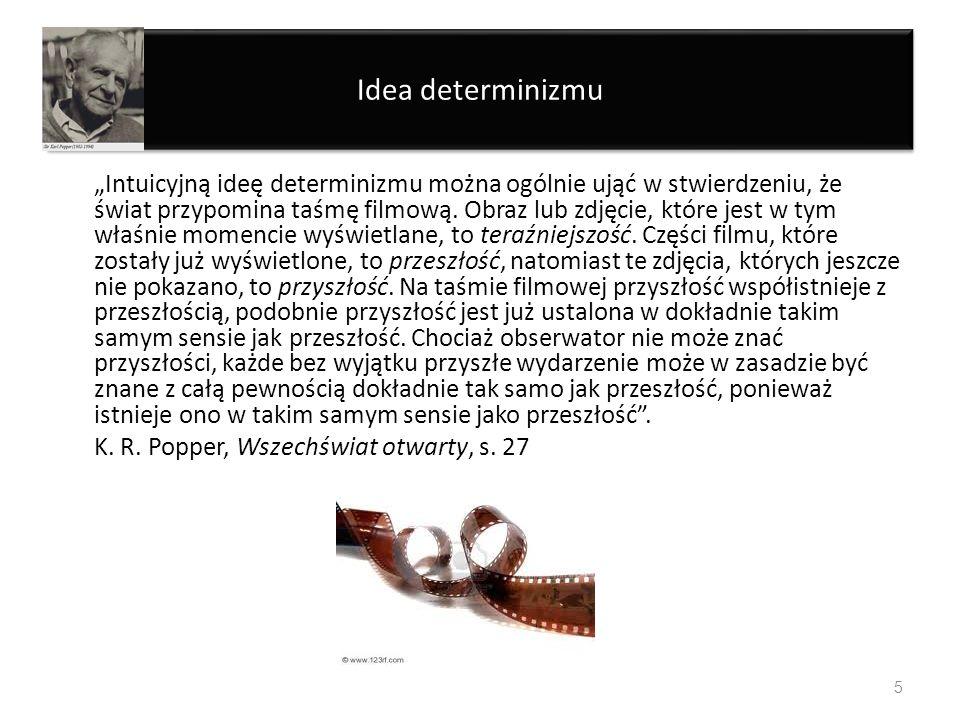 Idea determinizmu
