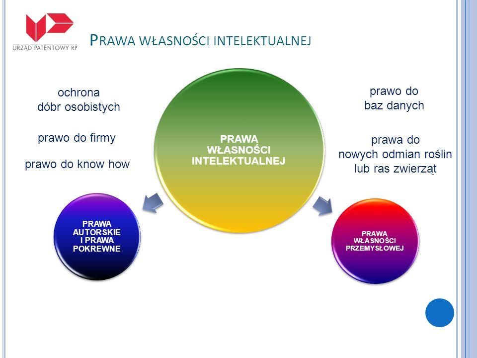 Prawa własności intelektualnej