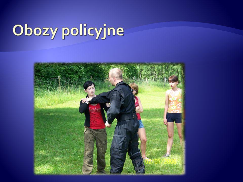 Obozy policyjne