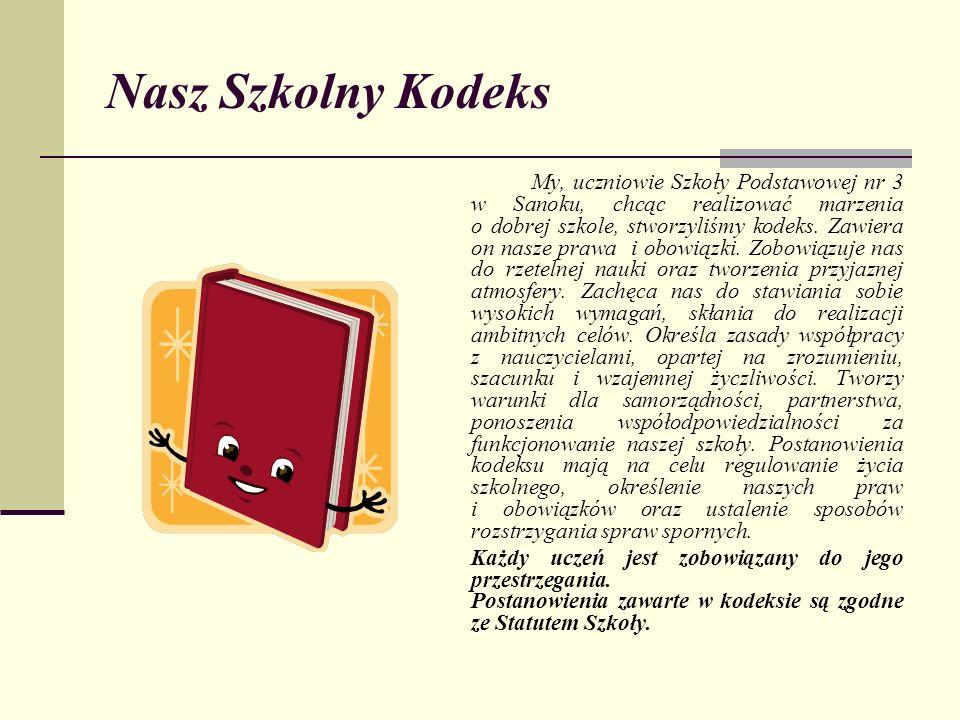 Nasz Szkolny Kodeks