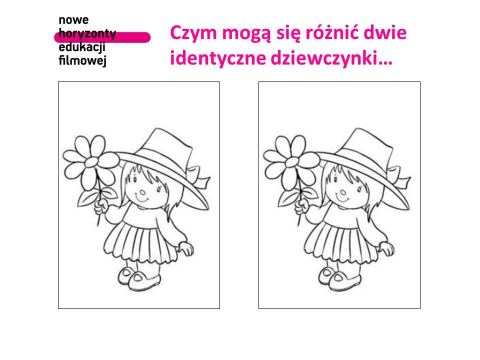 Czym mogą się różnić dwie identyczne dziewczynki…