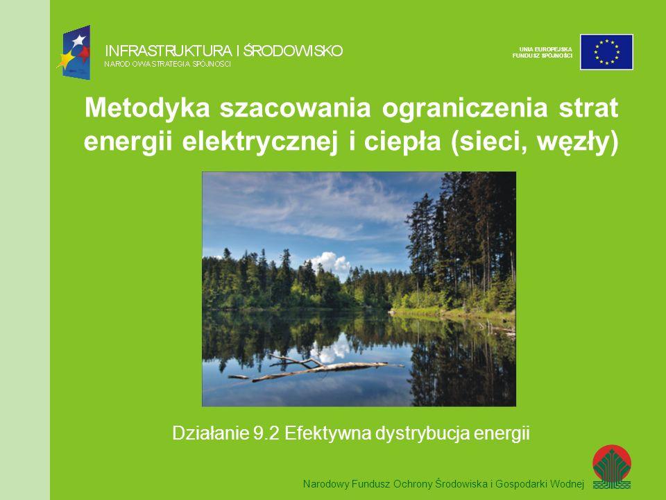 Działanie 9.2 Efektywna dystrybucja energii