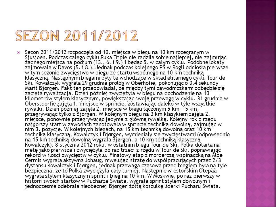 Sezon 2011/2012