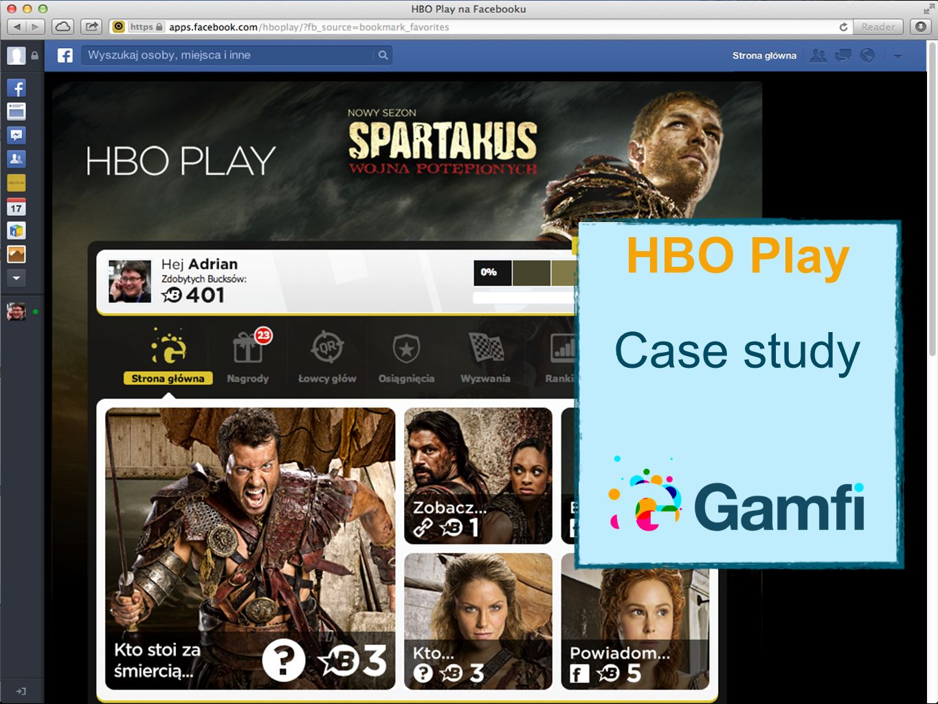 HBO Play Case study