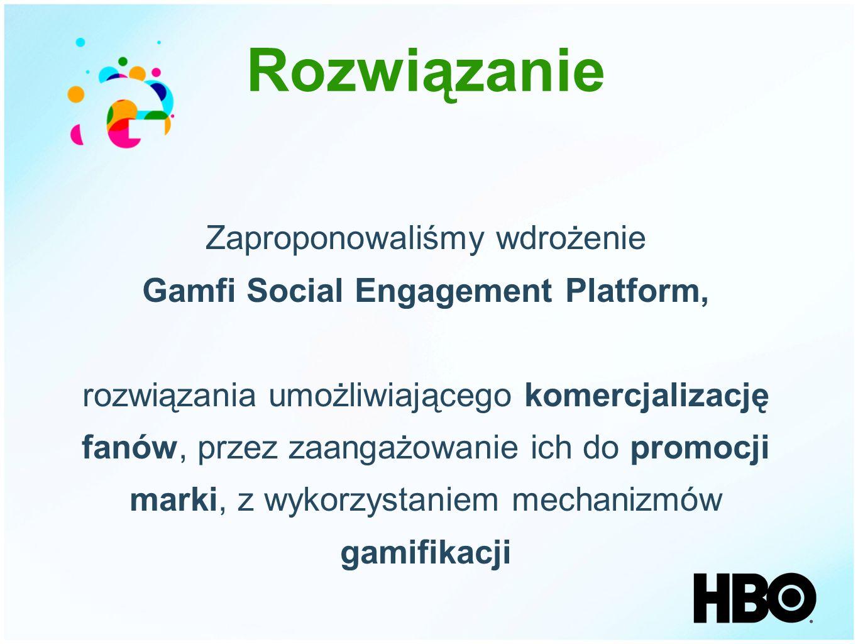 Gamfi Social Engagement Platform,