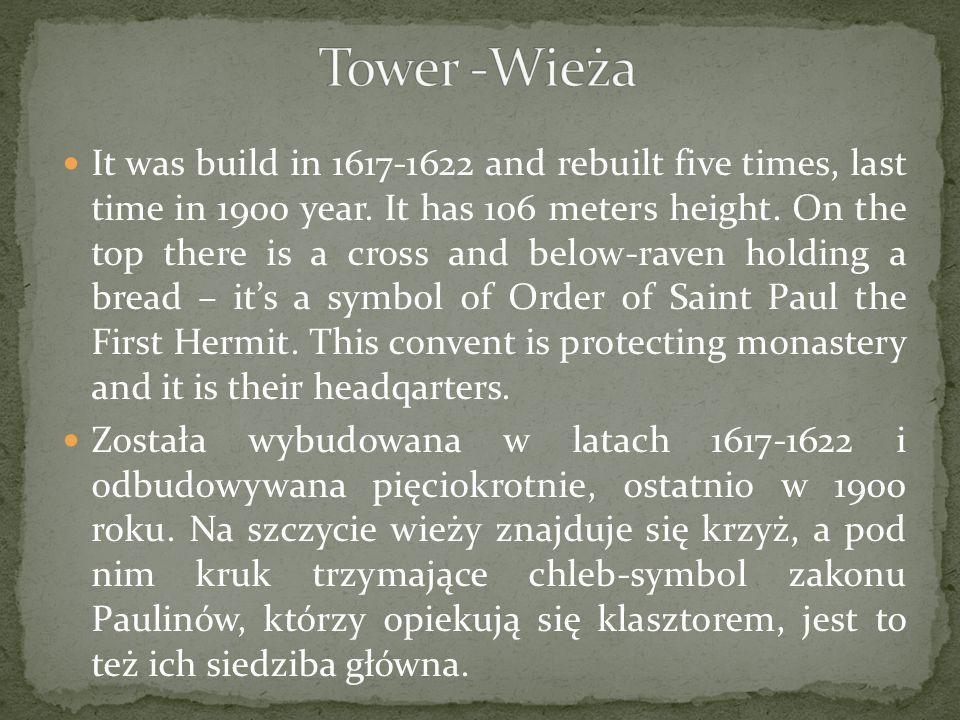 Tower -Wieża
