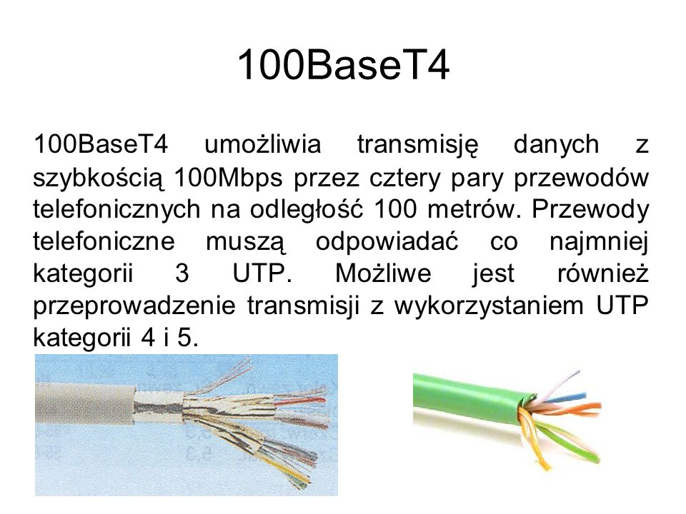 100BaseT4