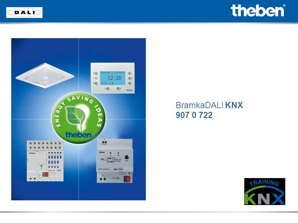 BramkaDALI KNX 907 0 722
