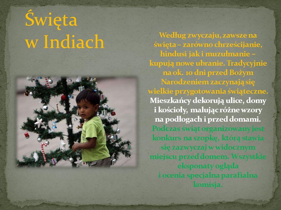 Święta w Indiach