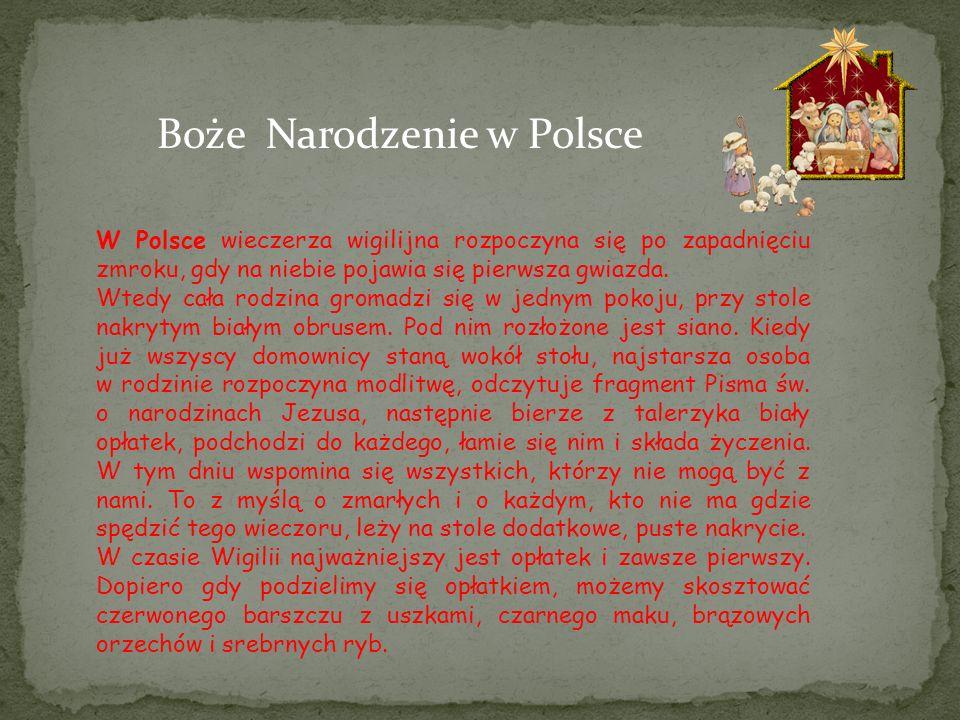 Boże Narodzenie w Polsce