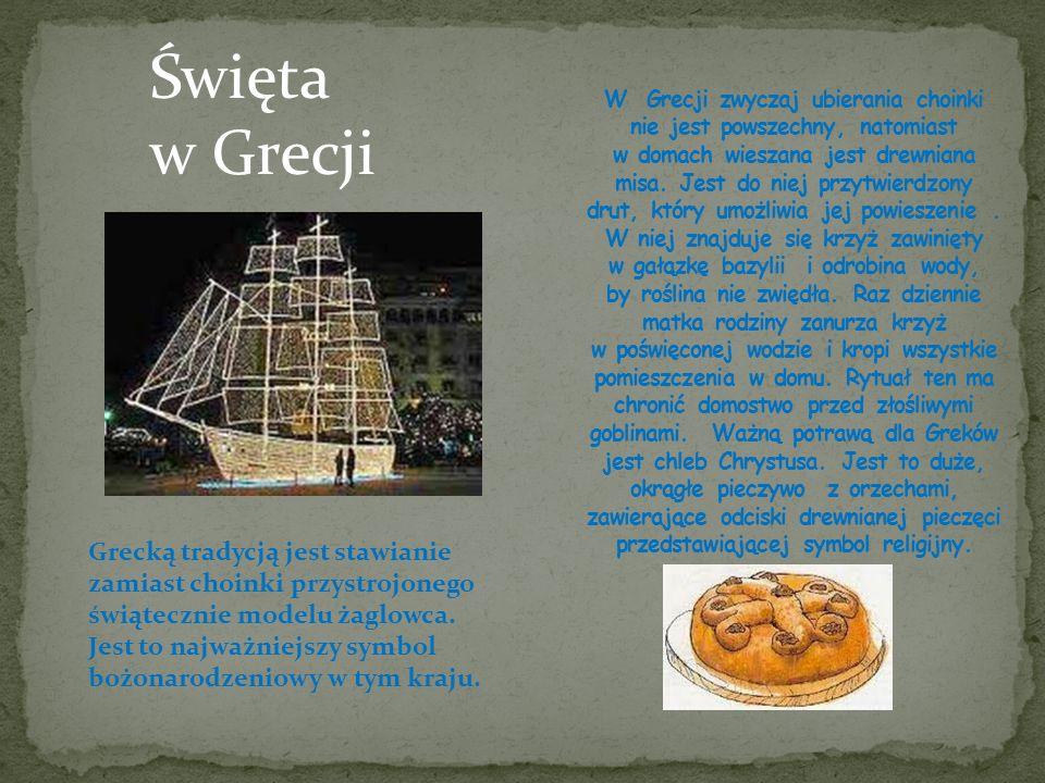 Święta w Grecji
