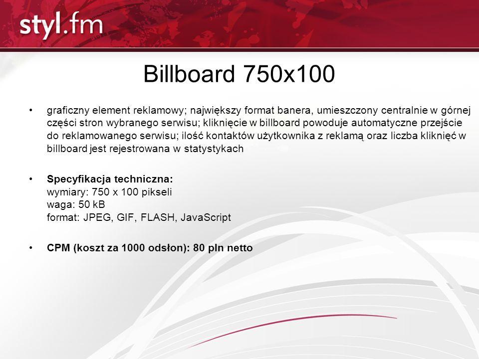 Billboard 750x100