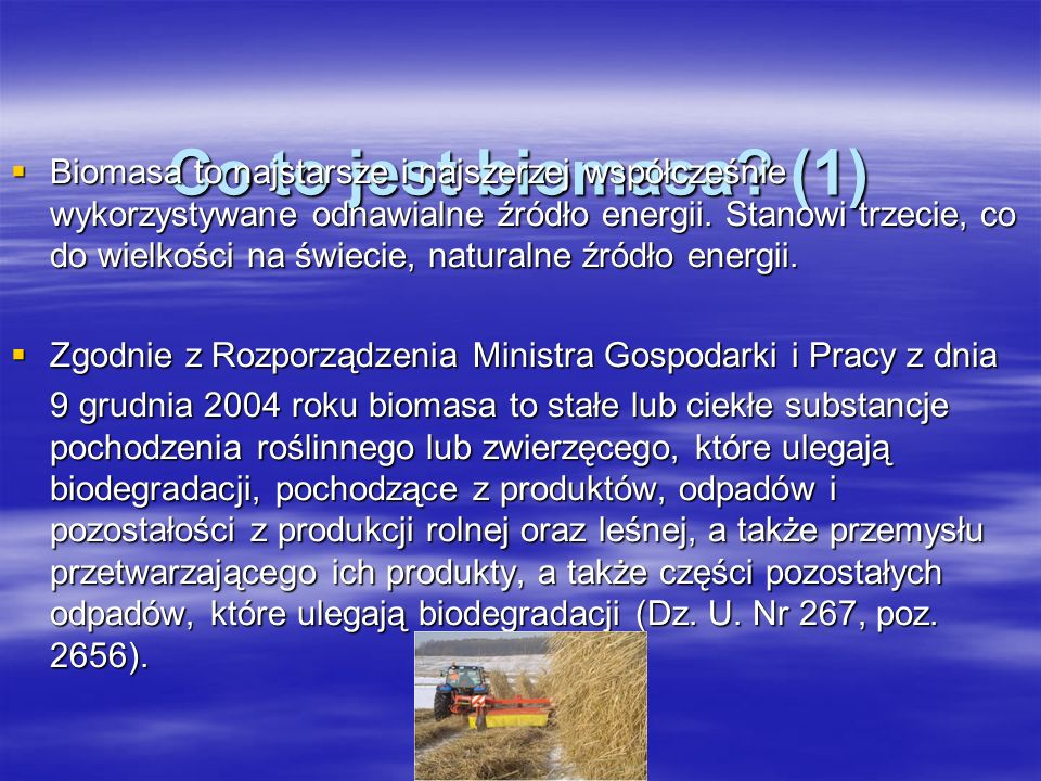 Co to jest biomasa (1)