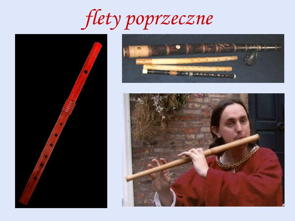flety poprzeczne