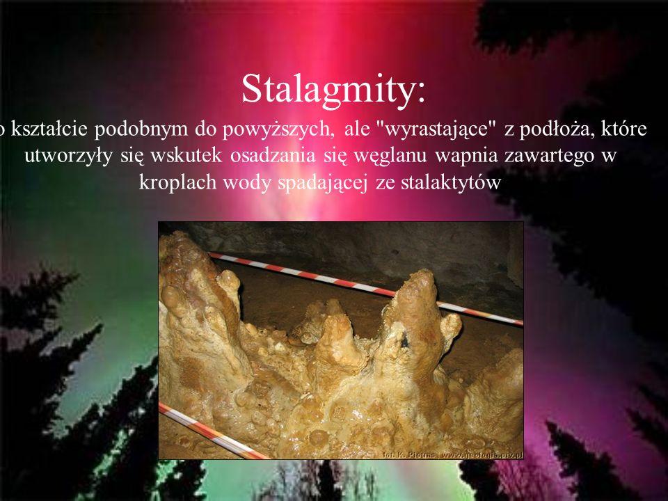 Stalagmity: