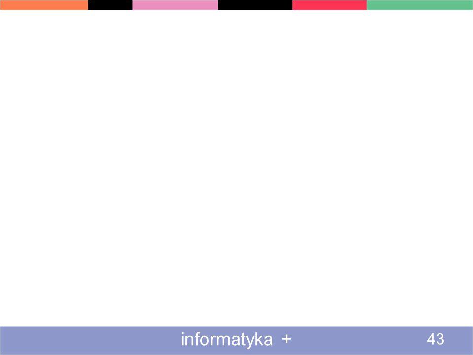 informatyka +