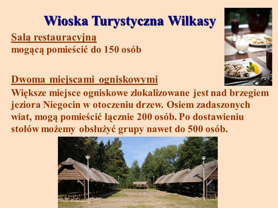 Wioska Turystyczna Wilkasy