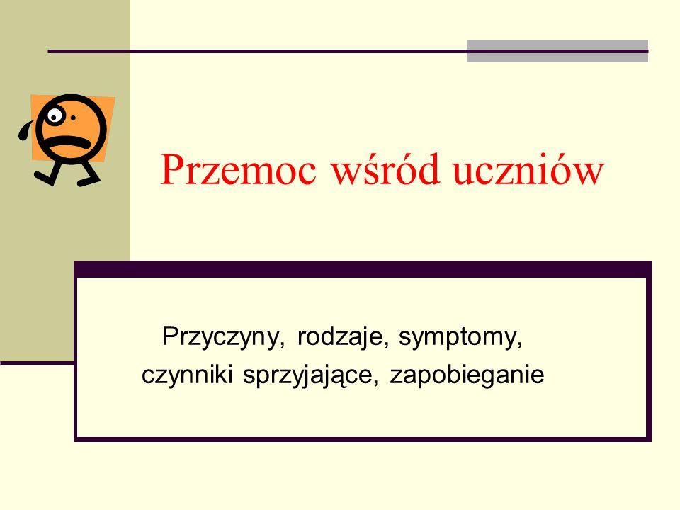Przyczyny, rodzaje, symptomy, czynniki sprzyjające, zapobieganie