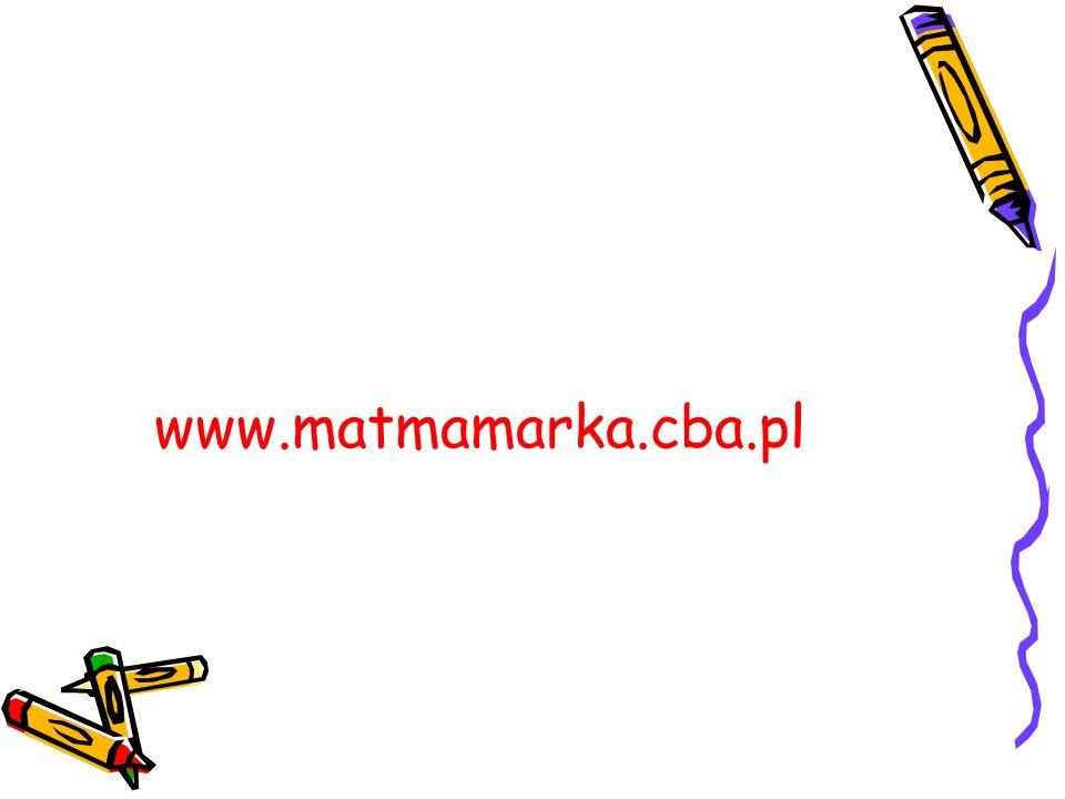 www.matmamarka.cba.pl