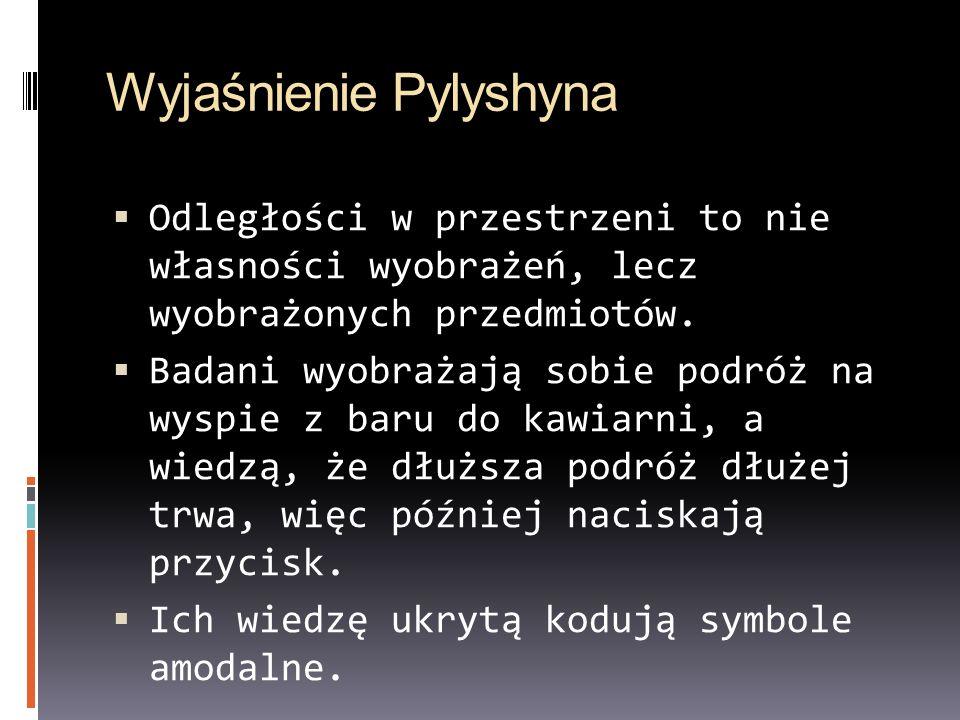 Wyjaśnienie Pylyshyna