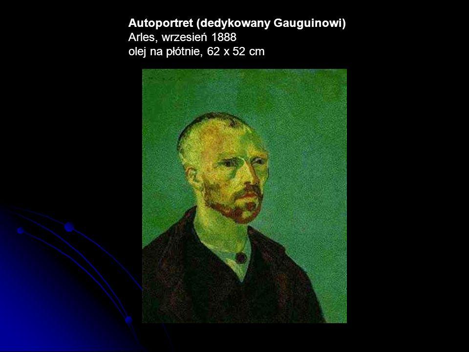 Autoportret (dedykowany Gauguinowi)