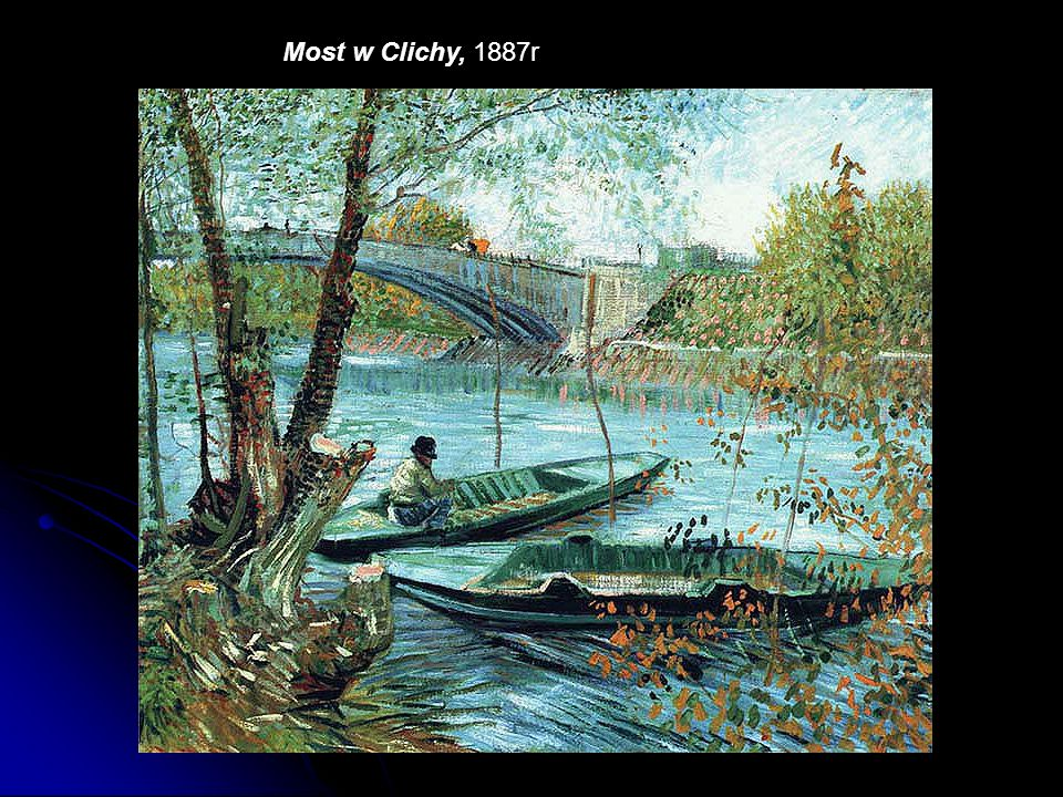 Most w Clichy, 1887r