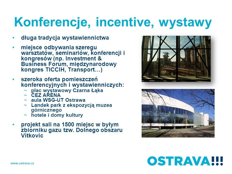 Konferencje, incentive, wystawy