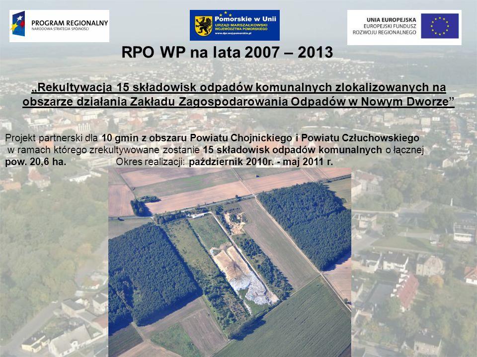 RPO WP na lata 2007 – 2013