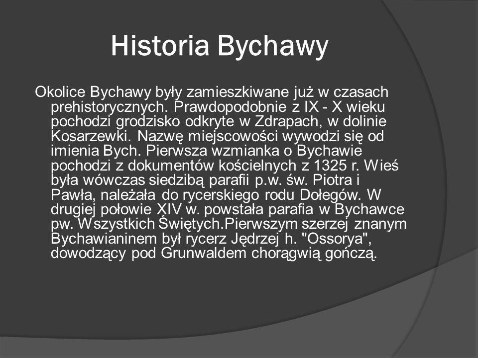 Historia Bychawy