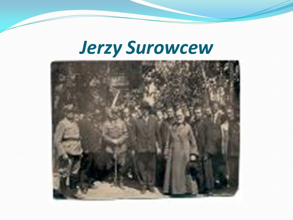 Jerzy Surowcew
