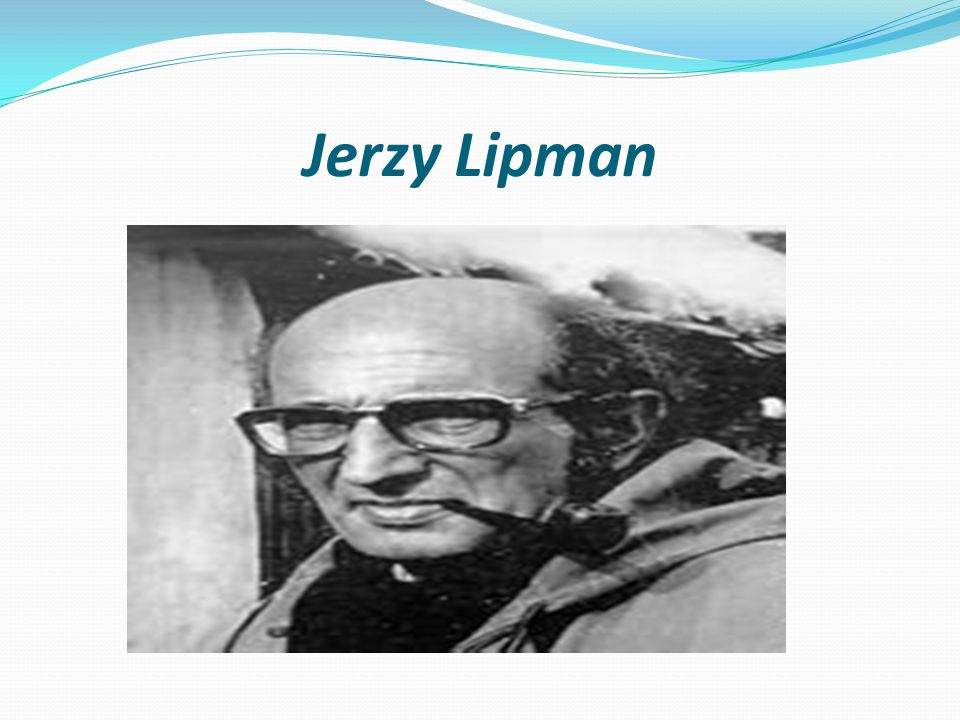 Jerzy Lipman
