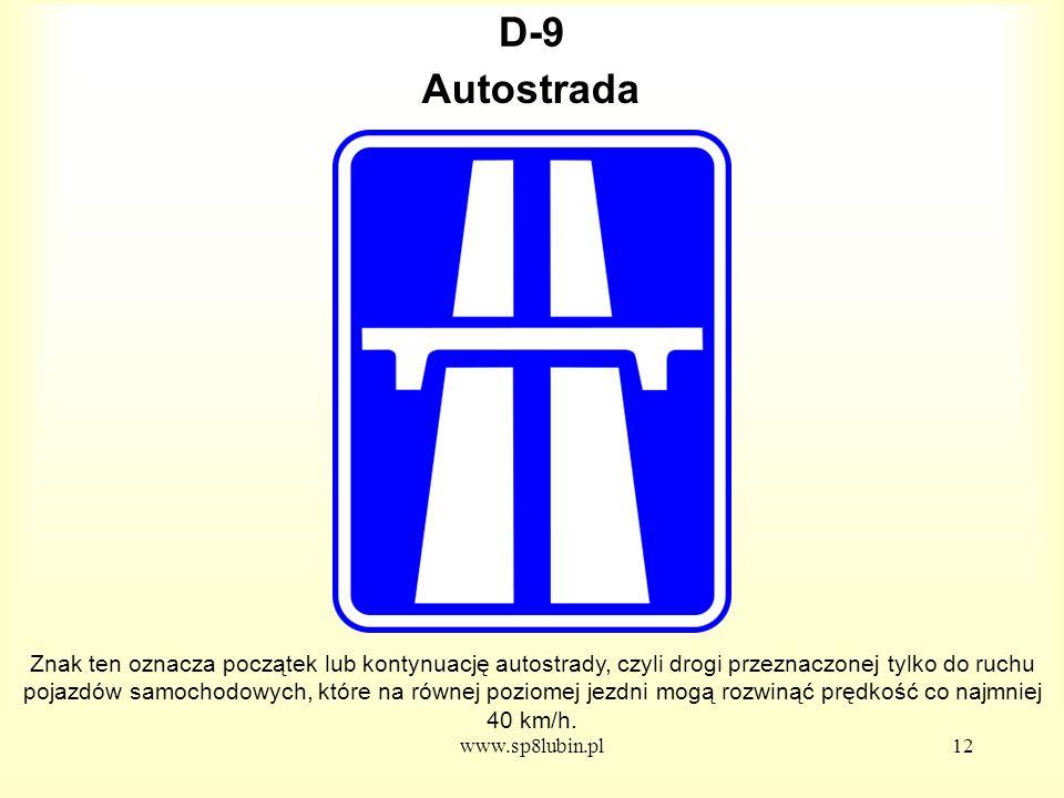 D-9 Autostrada.