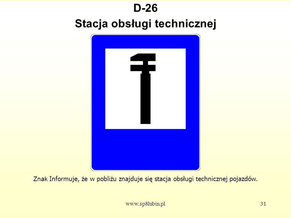 Stacja obsługi technicznej