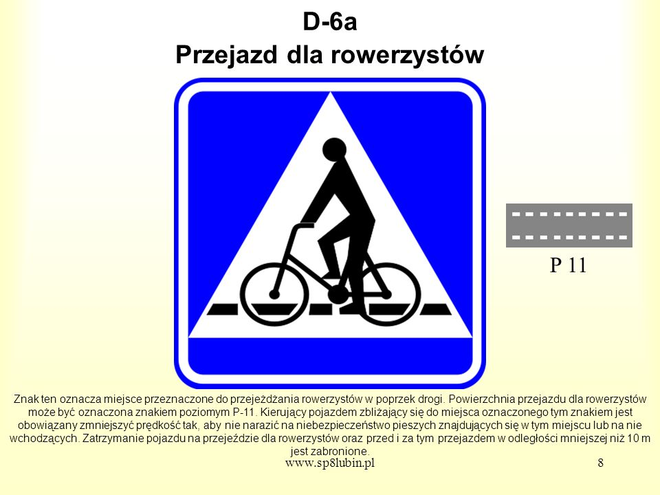 Przejazd dla rowerzystów