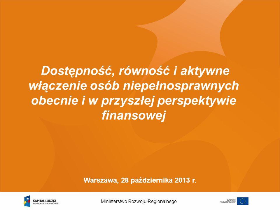 Warszawa, 28 października 2013 r.