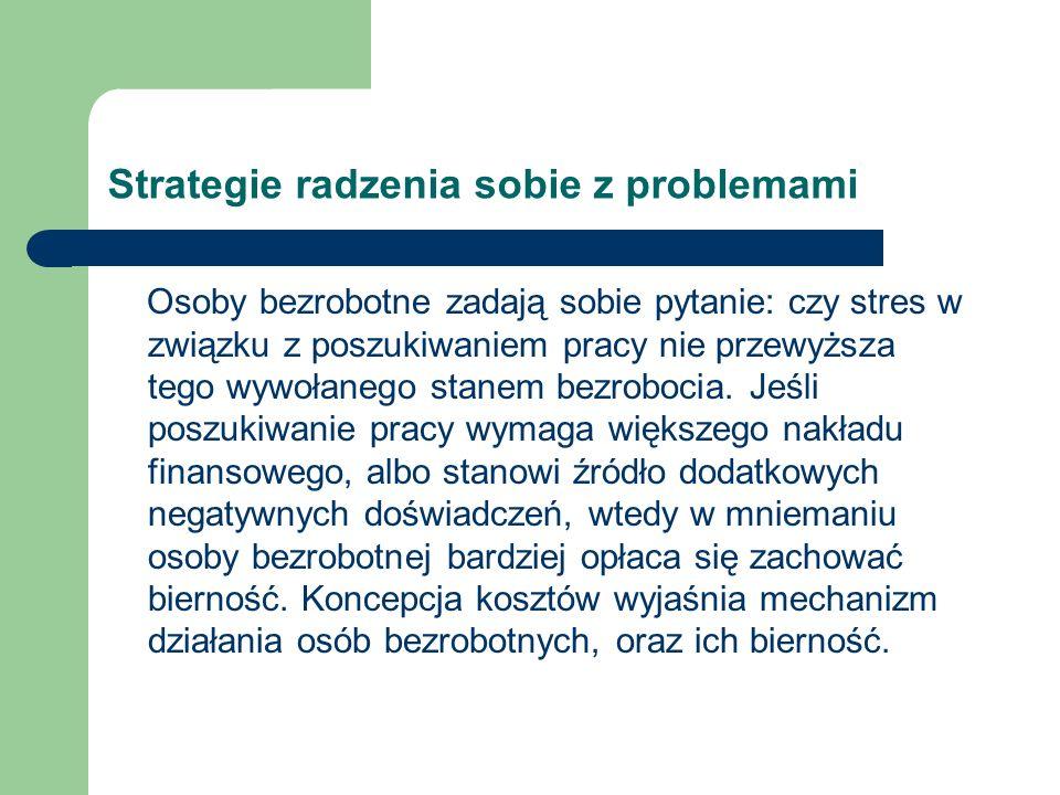 Strategie radzenia sobie z problemami