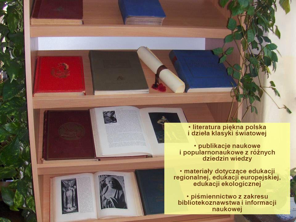 literatura piękna polska i dzieła klasyki światowej
