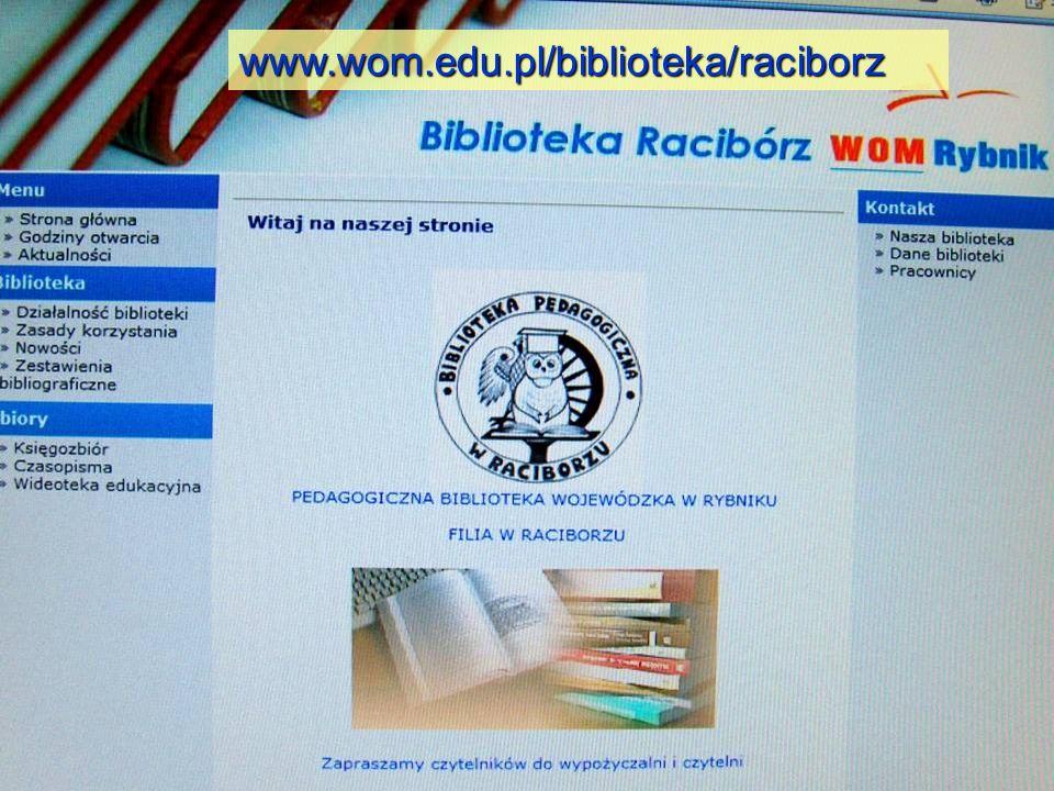 www.wom.edu.pl/biblioteka/raciborz