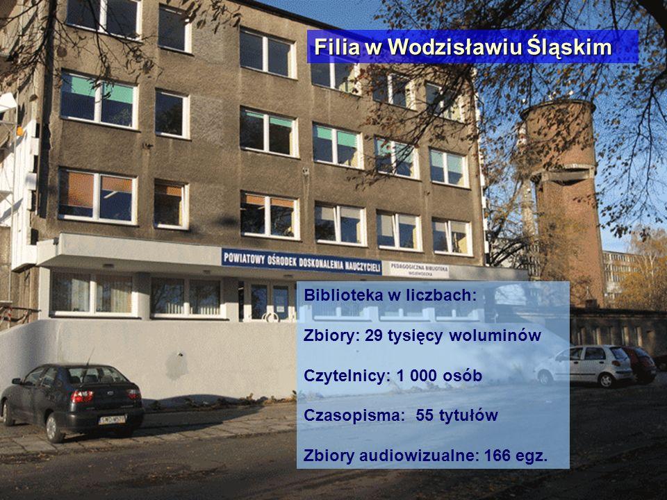 Filia w Wodzisławiu Śląskim