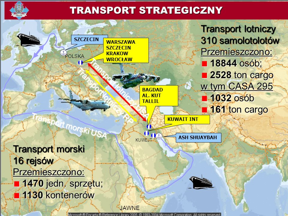 TRANSPORT STRATEGICZNY