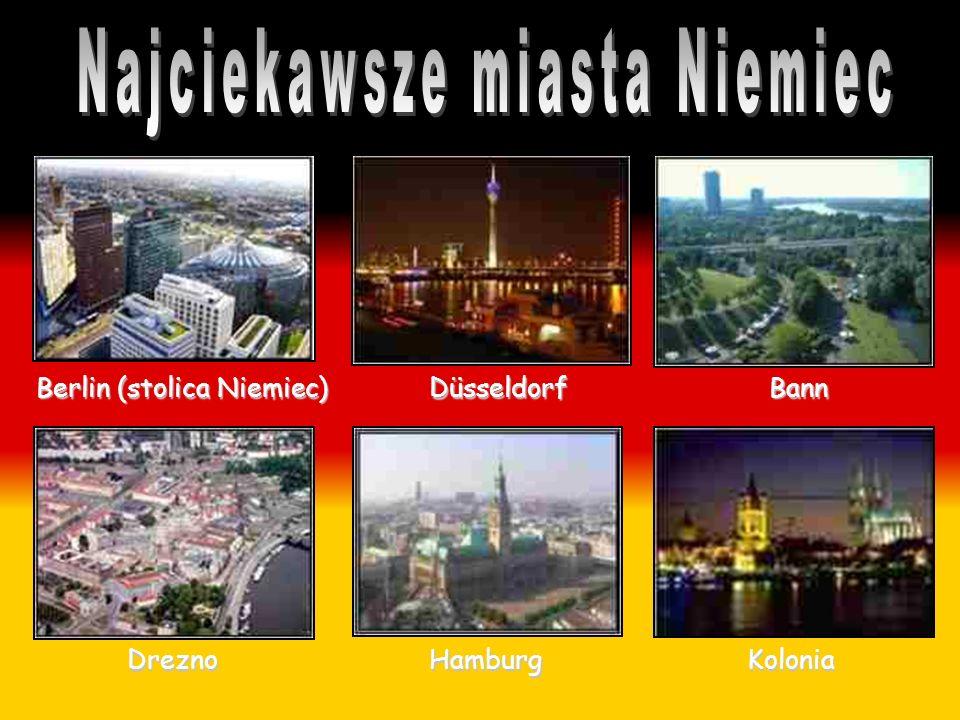 Najciekawsze miasta Niemiec