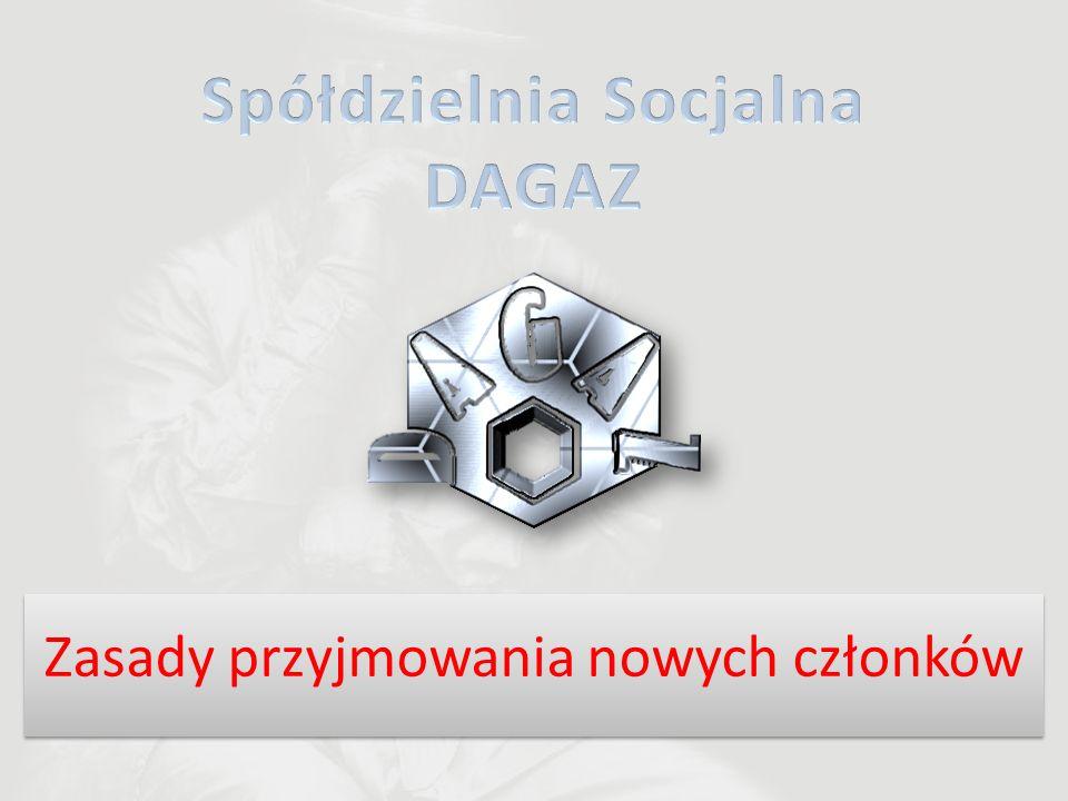 Spółdzielnia Socjalna DAGAZ