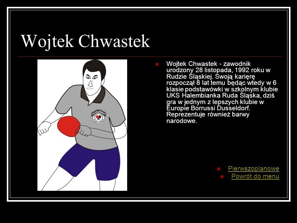 Wojtek Chwastek