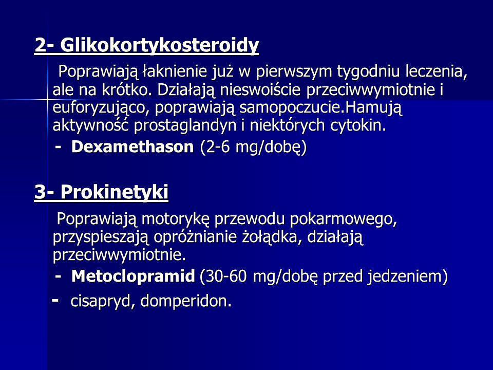 2- Glikokortykosteroidy
